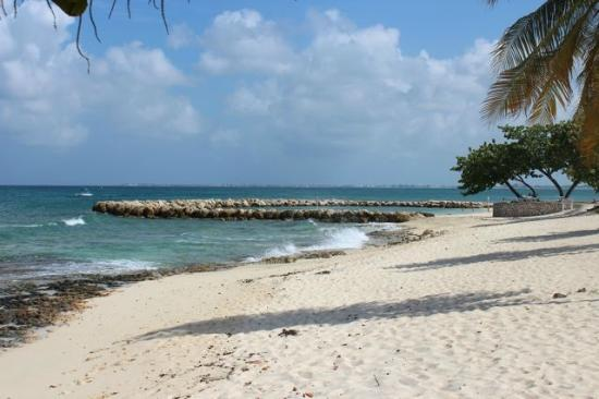 The Grandview Condos Cayman Islands: beach view
