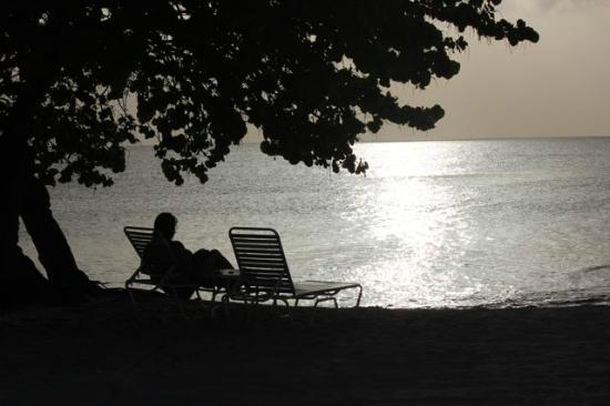 The Grandview Condos Cayman Islands: relaxing at the end of the day