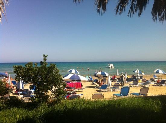 Zante Star: tsilivi beach