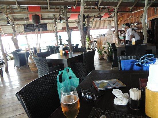 Buddha View Restaurant: Buddha view