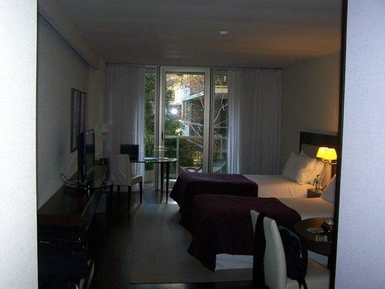 Hotel Madero: Room