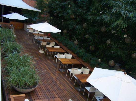 Hotel Madero: Restaurant