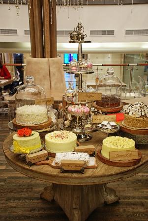Walnut Grove : Delicious cakes