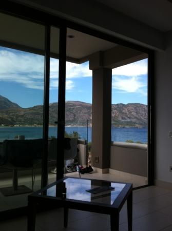 Alimounda Mare: camera con vista mare!!
