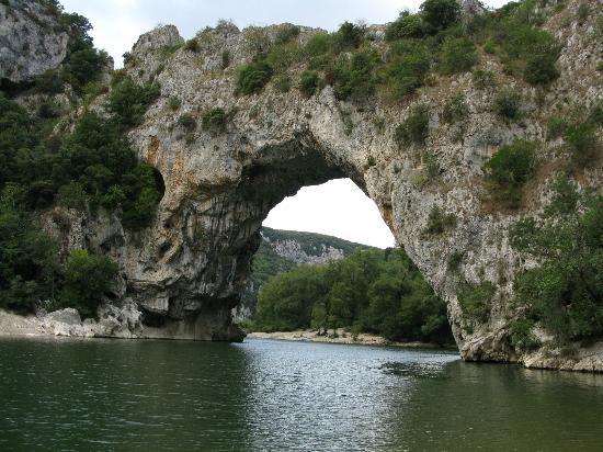 Gorges De L Ardeche Le Pont D Arc Picture Of Gorges De L