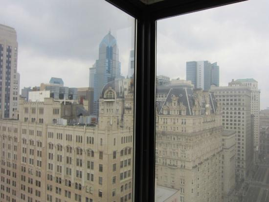 Courtyard Philadelphia Downtown: great view