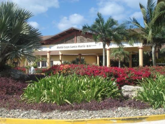 Melia Cayo Santa Maria: Hotel