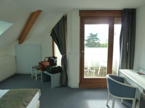 Hotel Le Beau Site: Room 40