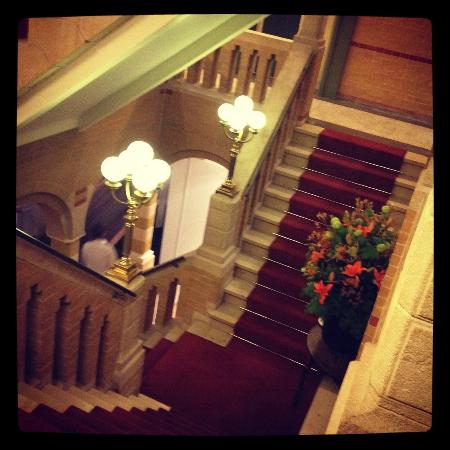 Parkhotel Den Haag : Stunning hallway