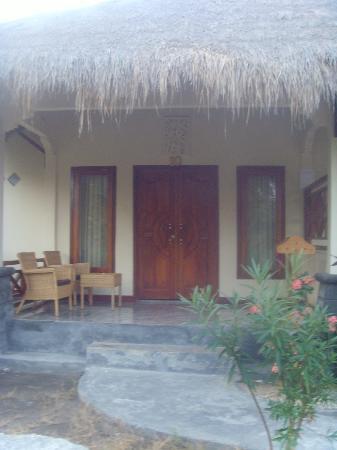 Gusung Indah: Le bungalow