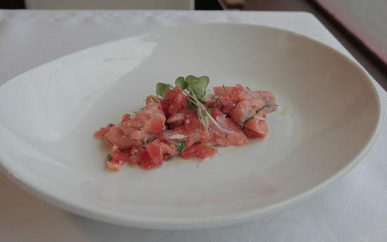 Red Fish: Ceviche
