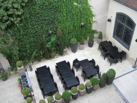 Schone Gartenanlage Picture Of Hotel De Paris Besancon Tripadvisor