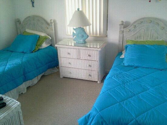 St. Augustine Ocean & Racquet Resort: 2nd bedroom