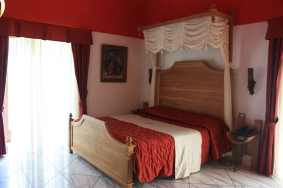 Antico Casale Russo: Camera doppia