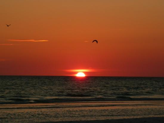 The Inn on Siesta Key: Siesta Key Sunset
