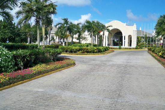 Iberostar Ensenachos: Main entrance