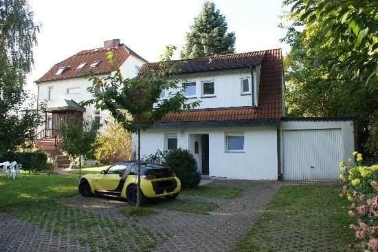 Pension Villa Bramkamp: 4 Room Detached Building