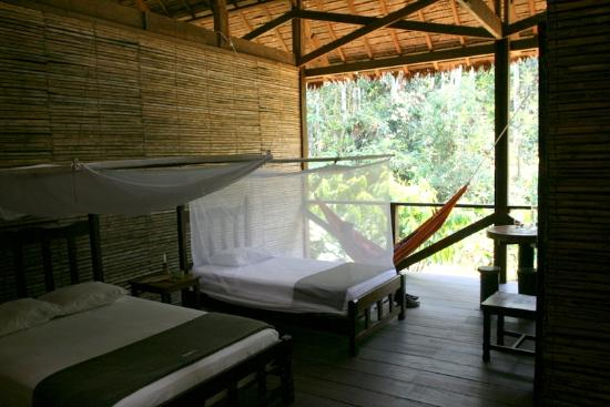 Refugio Amazonas: bedroom
