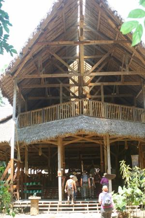 Refugio Amazonas: The Main Lodge