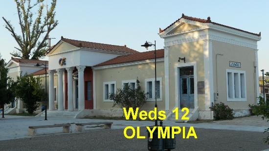 Olympia Palace : Museum