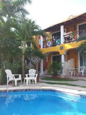 El Acuario Hotel: les chambres