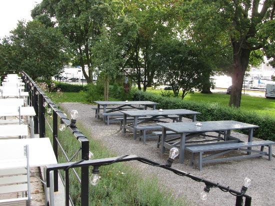 Hotel Skeppsholmen: Gardens