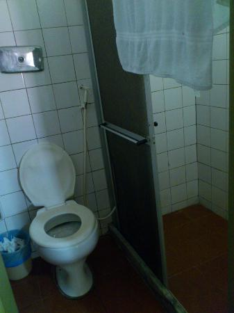 Delphia Hotel Praia de Iracema: banheiro