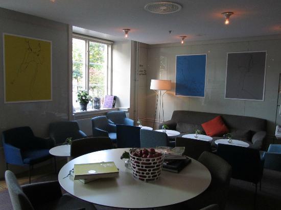 Hotel Skeppsholmen: Lounge/Dining