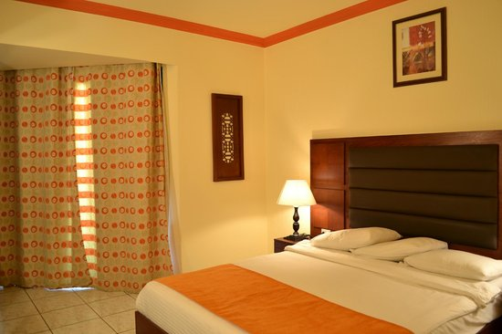 Sharm Holiday Resort Hotel: One of the rooms