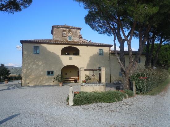 Cortona Resort - Le Terre dei Cavalieri: restaurant main bldg