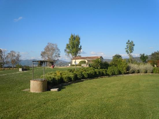 Cortona Resort - Le Terre dei Cavalieri: the grounds