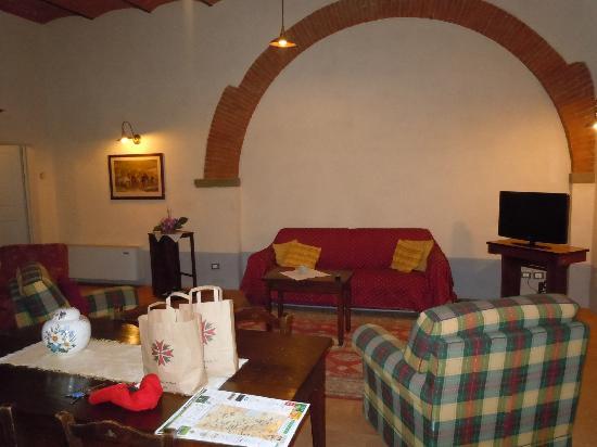 Cortona Resort - Le Terre dei Cavalieri: family room