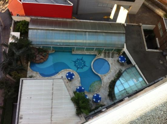 Radisson Sao Paulo Vila Olimpia: pool
