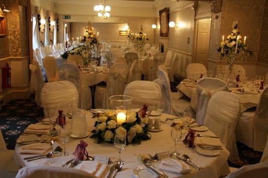 Bartle Hall Country Hotel: Frances & Andy 16/09/12