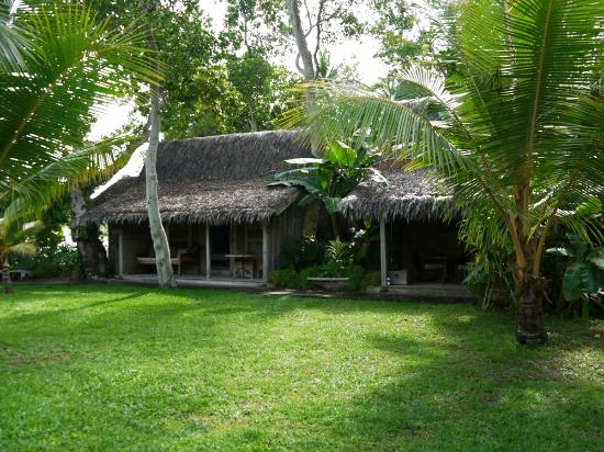 Ratua Private Island: Wonderful Teak cabins