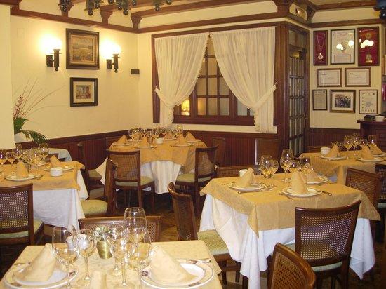 Restaurante Valencia: Comedor