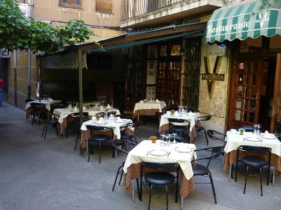 Restaurante valencia salamanca coment rios de - Calle valencia salamanca ...