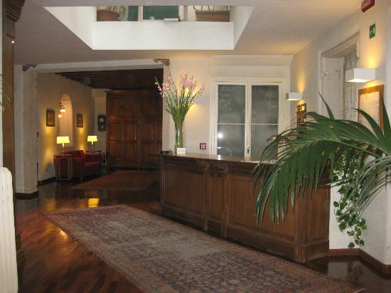 Hotel Due Mori : Lobby
