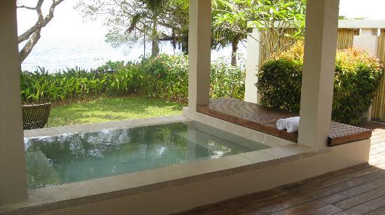 อโมริตารีสอร์ท: Ocean Villa Private Plunge Pool