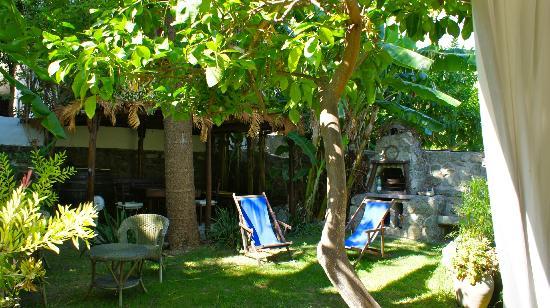 B&B Pietradonica: Garten