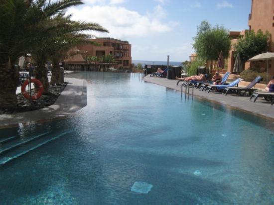 Una de las piscinas del hotel picture of sandos san blas for Piscina de san blas