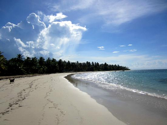 Grand Bahia Principe El Portillo: Mile long beaches