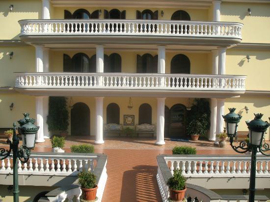 Grand Hotel Le Zagare: hotel