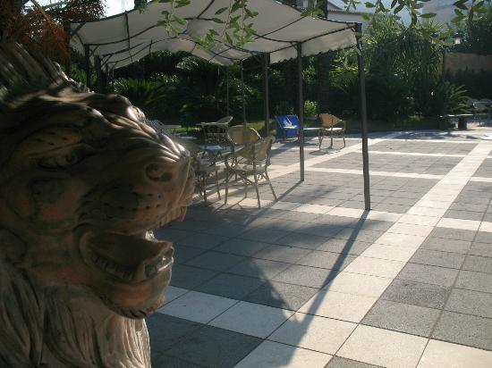 Grand Hotel Le Zagare: garden