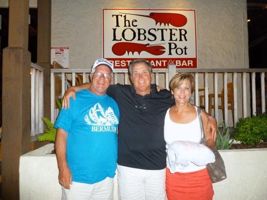 Lobster Pot : Good restaurant