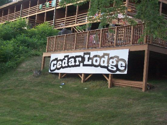 Cedar Lodge & Settlement: Cedar Lodge