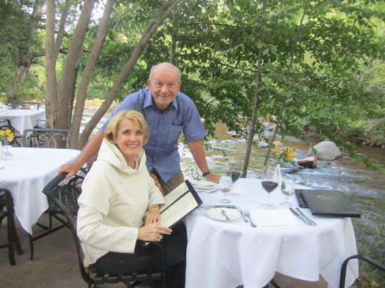 L'Auberge de Sedona: You must have dinner creekside. A relaxing experience and great food too.
