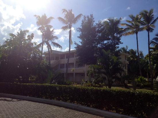 Grand Bahia Principe El Portillo: Resort villas