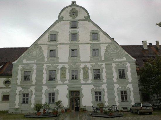 Gastehaus des Kloster Benediktbeuern