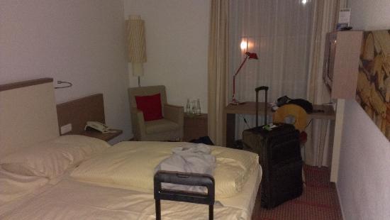 Landhotel Martinshof: room